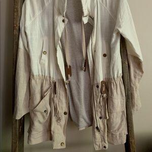 Blu Pepper boutique jacket